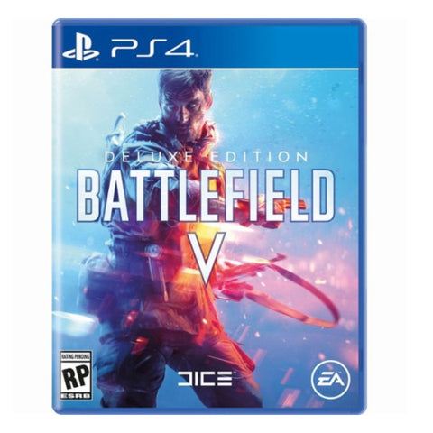 BATTLEFIELD V DELUXE EDITION.-PS4 - Gamers
