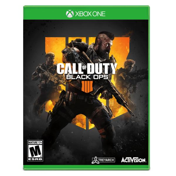 CALL OF DUTY BLACK OPS 4.-ONE