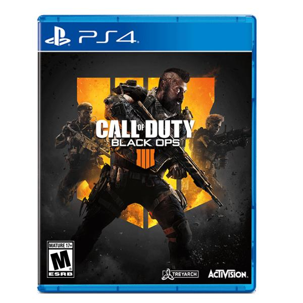 CALL OF DUTY BLACK OPS 4.-PS4