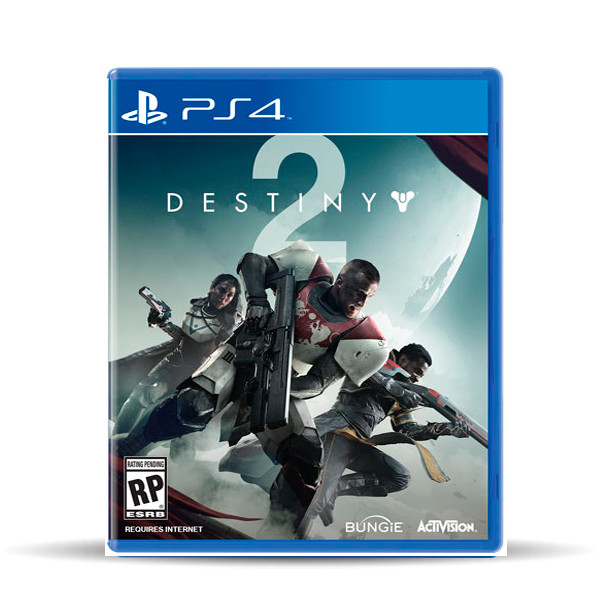 DESTINY 2.-PS4
