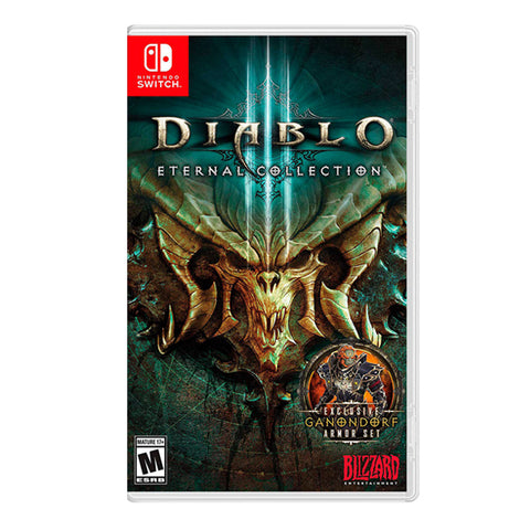 DIABLO III ETERNAL COLLECTION.-NSW - Gamers