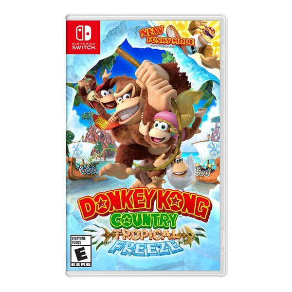 DONKEY KONG COUNTRY TROPICAL FREEZE.-NSW