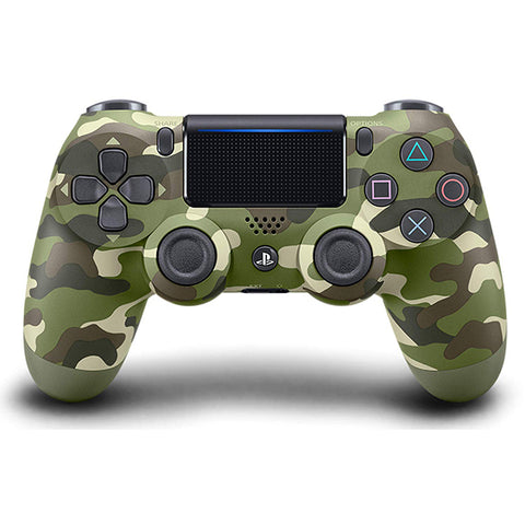 DUALSHOCK 4 GREEN CAMO.- PS4 - Gamers