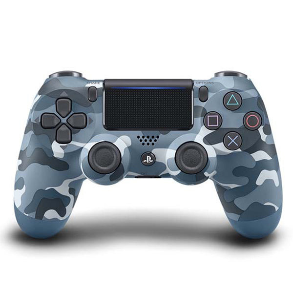 DUALSHOCK 4 BLUE CAMO.-PS4
