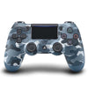 DUALSHOCK 4 BLUE CAMO.-PS4 - Gamers