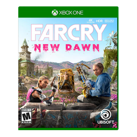 FAR CRY NEW DAWN.-ONE - Gamers