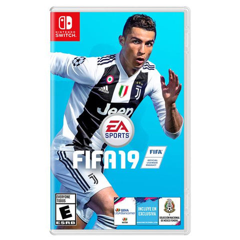 FIFA SOCCER 2019.-NSW - Gamers