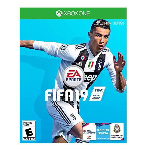 FIFA SOCCER 2019.-ONE