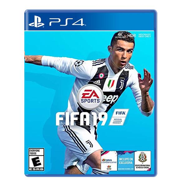 Fifa Soccer 2019 Ps4 Gamers