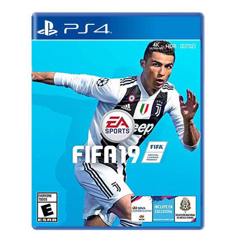 FIFA SOCCER 2019.-PS4 - Gamers