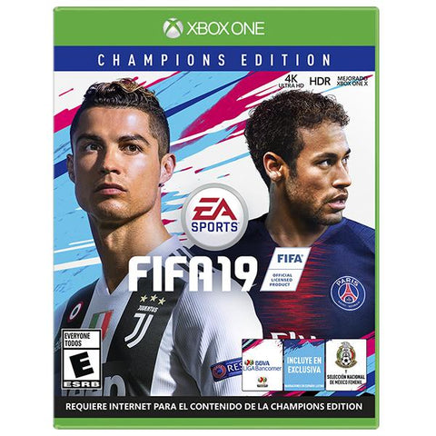 FIFA SOCCER 2019 CHAMPIONS EDITION.-ONE - Gamers