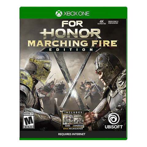 FOR HONOR MARCHING FIRE EDITION - ONE - Gamers