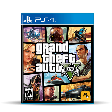 GRAND THEFT AUTO 5.-PS4 - Gamers