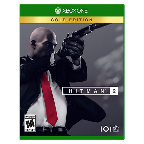 HITMAN 2 GOLD EDITION-ONE - Gamers