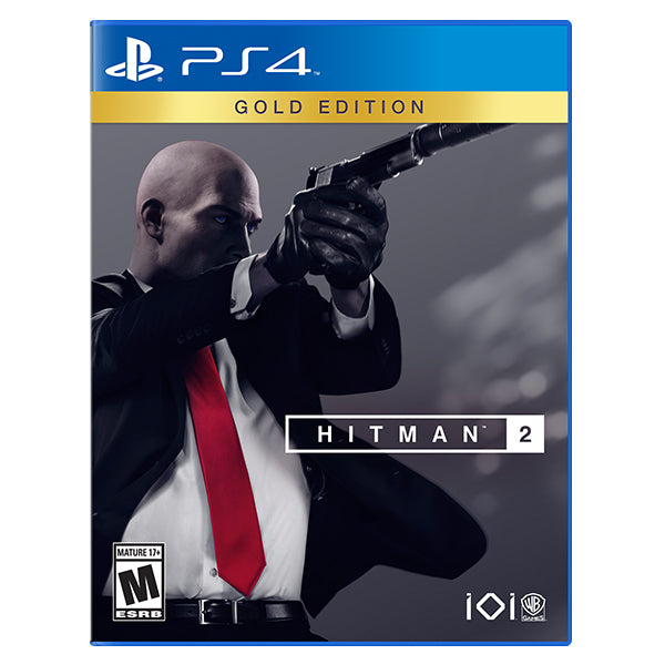 HITMAN 2 GOLD EDITION-PS4