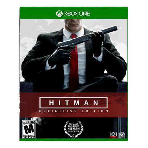 HITMAN DEFINITIVE EDITION.-ONE - Gamers