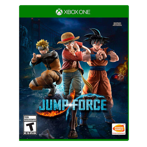 JUMP FORCE.-ONE - Gamers