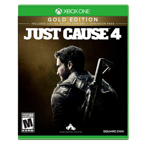 JUST CAUSE 4 GOLD EDITION.-ONE
