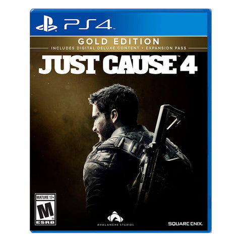 JUST CAUSE 4 GOLD EDITION.-PS4