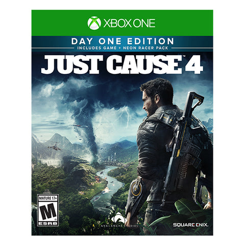 JUST CAUSE 4.-ONE