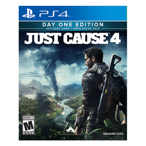 JUST CAUSE 4.-PS4
