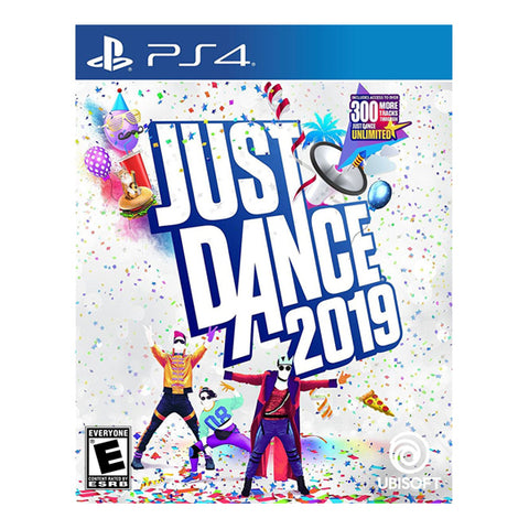 Just Dance 2019-PS4