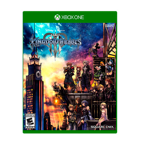 KINGDOM HEARTS 3 STANDARD EDITION ONE - Gamers