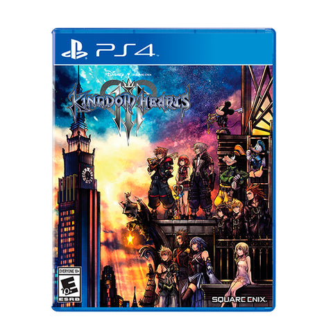 KINGDOM HEARTS 3 STANDARD EDITION PS4 - Gamers
