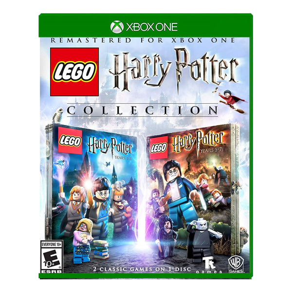 LEGO HARRY POTTER COLLECTION.-ONE