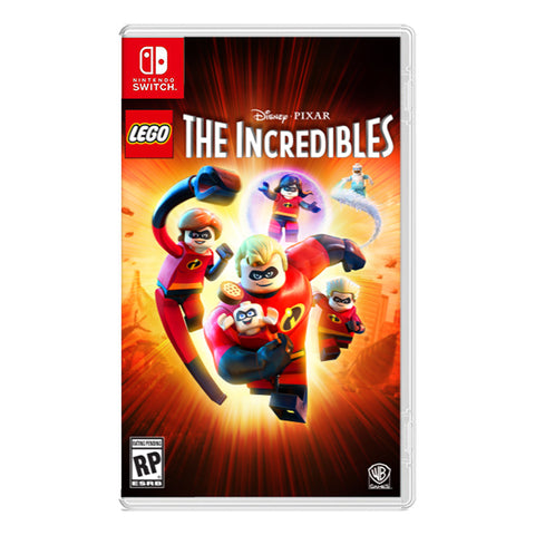 LEGO INCREIBLES GAMES.-NSW - Gamers