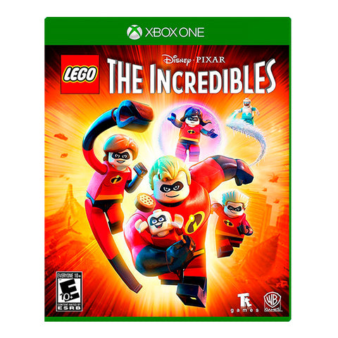 LEGO INCREIBLES GAMES.-ONE - Gamers