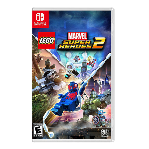 LEGO MARVEL SUPERHEROES 2.-NSW - Gamers