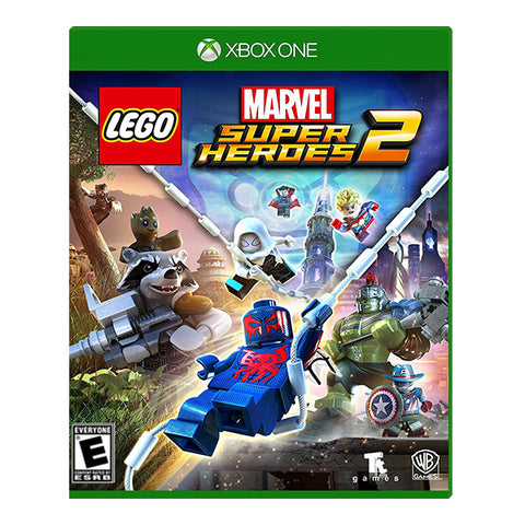 LEGO MARVEL SUPERHEROES 2.-ONE - Gamers