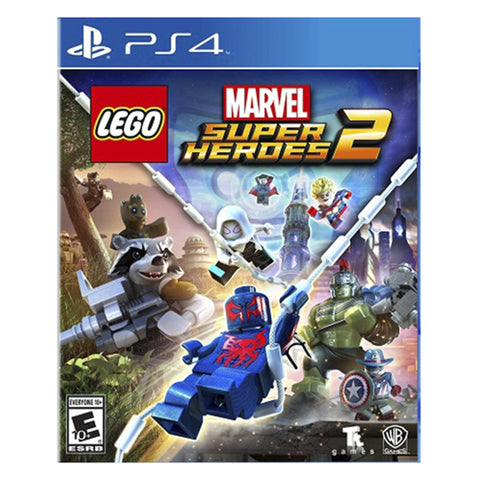 LEGO MARVEL SUPERHEROES 2.-PS4 - Gamers