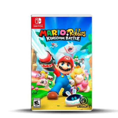MARIO + RABBIDS KINGDOM BATTLE.-NSW - Gamers