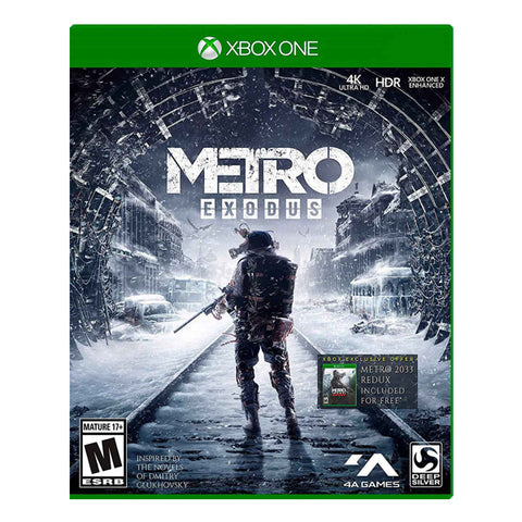METRO EXODUS.-ONE - Gamers