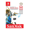 MICRO SD SDXC SANDISK FOR NINTENDO.-NSW - Gamers