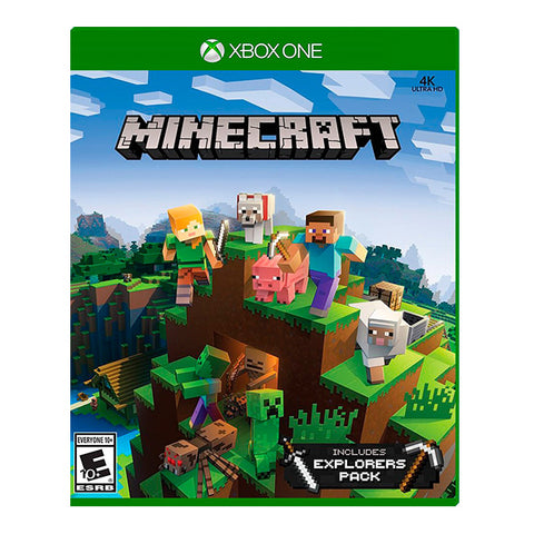MINECRAFT EXPLORERS PACK.-ONE - Gamers