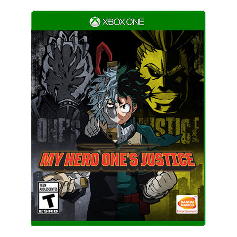 MY HERO ONE'S JUSTICE - ONE - Gamers
