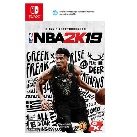 NBA 2K19.-NSW - Gamers