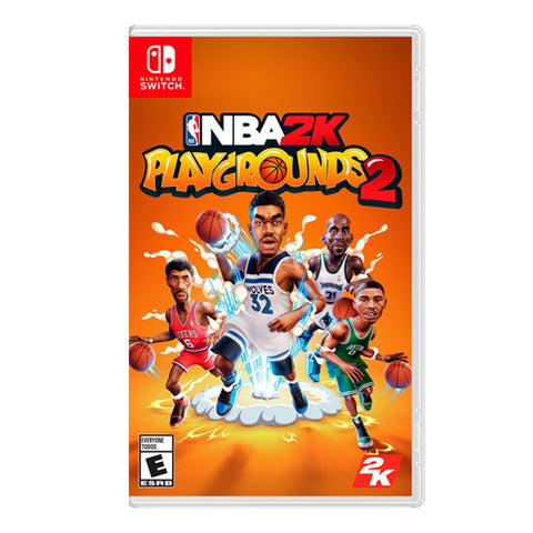 NBA 2K PLAYGROUNDS-NSW - Gamers