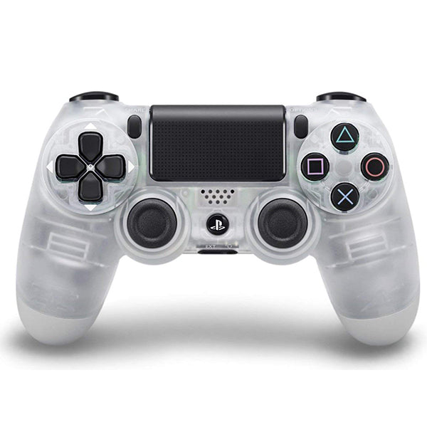 NEW DUALSHOCK 4 CRYSTAL.-PS4