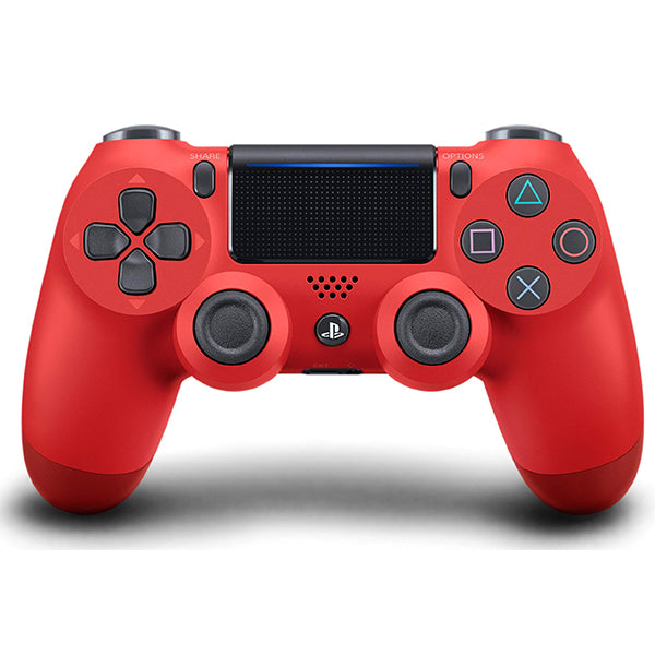 NEW DUALSHOCK 4 MAGMA.- PS4