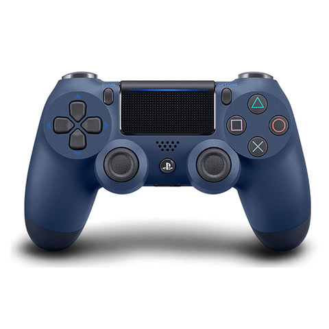NEW DUALSHOCK 4 MIDNIGHT BLUE.-PS4 - Gamers