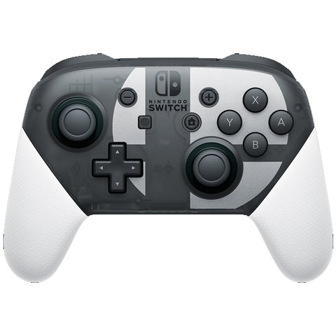 NINTENDO SWITCH PRO CONTROLLER SUPER SMASH.- NSW - Gamers
