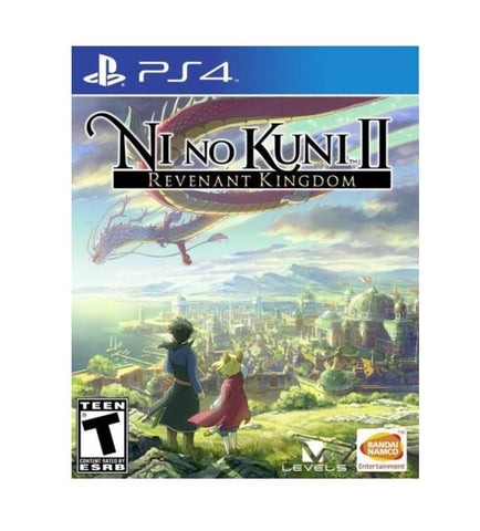 NI NO KUNI 2 REVENANT KINGDOM.-PS4 - Gamers