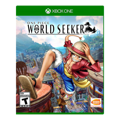 ONE PIECE WORLD SEEKER.- ONE