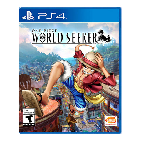 ONE PIECE WORLD SEEKER.- PS4