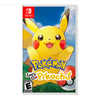 POKEMON LETS GO PIKACHU.-NSW - Gamers
