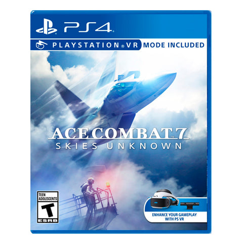 ACE COMBAT 7.-PS4 - Gamers